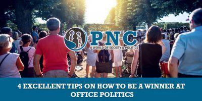 4 Excellent Tips on How to Be A Winner at Office Politics